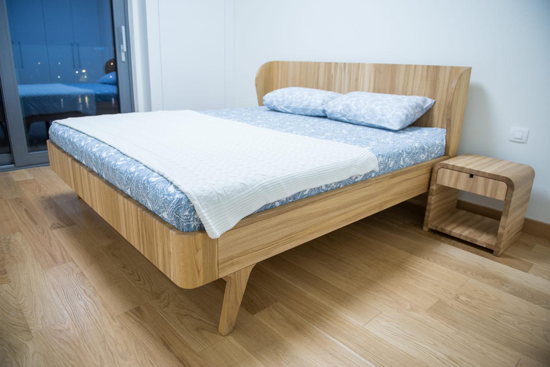 Proizvodnja kreveta od punog drveta