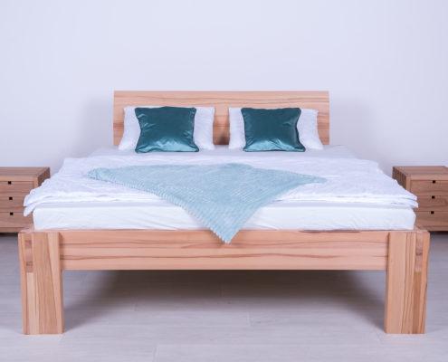 bračni kreveti od punog drveta
