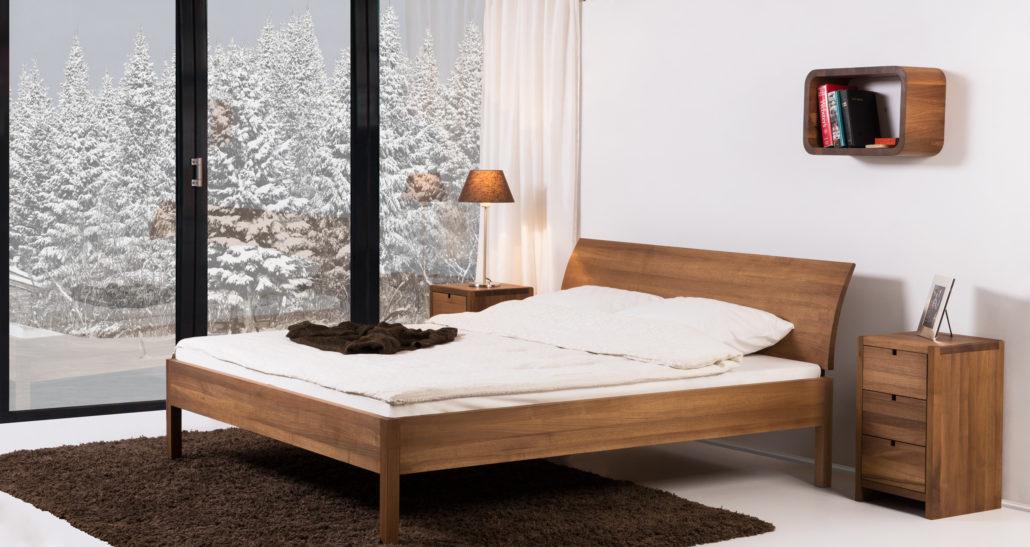 Nameštaj od punog drveta - RAST kreveti