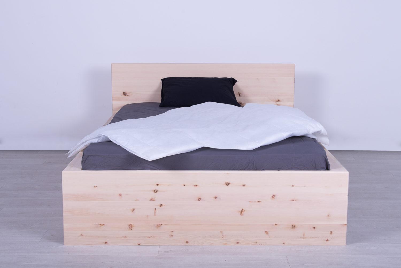 Krevet puno drvo